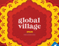 Global Village Compilation Artwork