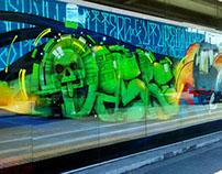 Pasiones en movimiento / Travel streetart