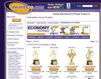Awardsco.com - Web Design