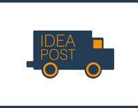 Idea Post - Identity design