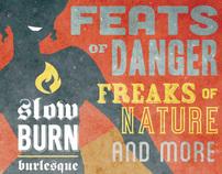 Slow Burn: Peepshow Freakshow 2012