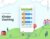 Kinder-Catching | IOS and Android app