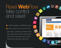 Rexel WebFlow Ad - Master Electrician Magazine Winter