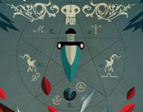 "THE TENEBRAE"" Poster"