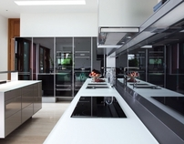 Porsche P'7340 , Domestic Kitchen Design, Ireland