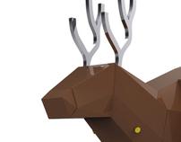 Dear Deer Cabinet