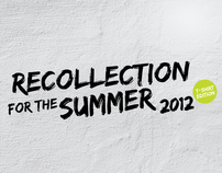 Recollection for the summer 2012 LookBook