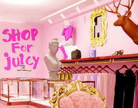 Juicy Couture Retail Shop