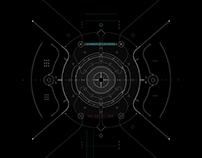 HUD Screens FUI/GUI