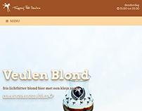 Website @ Tapperij Het Veulen