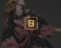 Fendi Redesign | UI & UX Design |