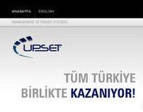 Upset - Wordpress Theme Design & Front-End