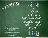 2x1 Agua San Luis
