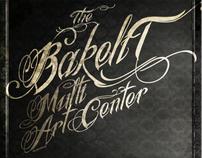 Multi Art Center Poster