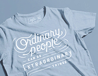 Extraordinary things - Graphic Tees Collection