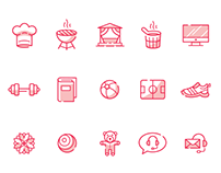 Icon Set - IFP