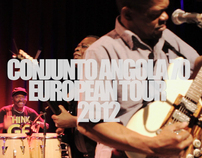 Conjunto Angola 70 on Tour