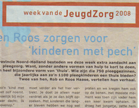 Interview | Week van de Jeugdzorg 2008