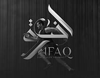 AFAQ | Building our Logo
