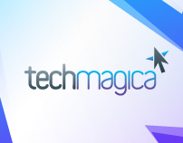 Techmagica Corporate Identity