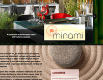 Website project for hotel