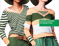 UNITED COLORS OF BENETTON S/S17 Campaign