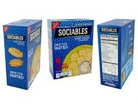 Nestle Sociables Package Redesign