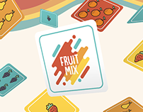 Fruit Mix - Game Redesign