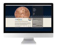 Timothy Financial website redevelopment