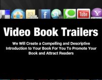 Video Book Trailers Done For You by New Horizons 123