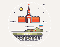 Kremlin animation