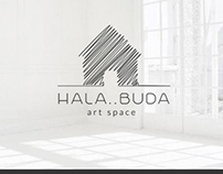 Identity for architecture bureau HALA BUDA