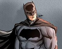 Frank Miller Dark Knight