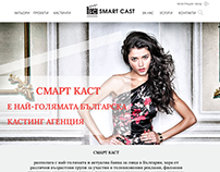 Website Redesign of CASTING AGENCY