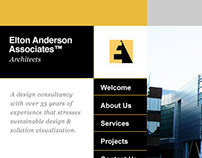 Elton Anderson Associates - Website