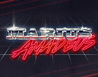 Logo: Marius Amadeus
