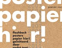 PostersPapierHier Initiated by #AndréToet