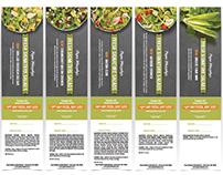 Salad Labels