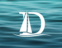 Dauntless Boatyard identity