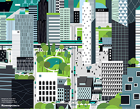Urban Environment, cover for Ъ Business Guide