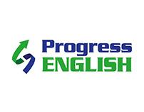 Logo design for a language school