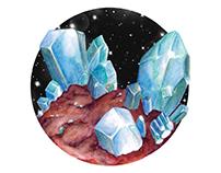 Minerals: Dioptase