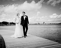 Billeder og bryllup
