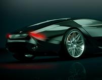 INVISIUM CONCEPT CAR' 2011