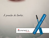 RIMMEL WATERPROOF