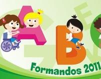 Formandos 2011 - Educação infantil de Barueri