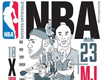 Rivista Ufficiale NBA / issue #100