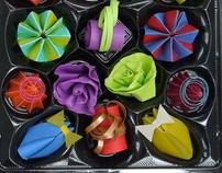 Fedrigoni Paper Chocolate Box