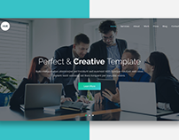Hue - Perfect & Creative Website