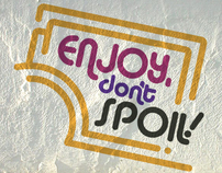 Enjoy Don't Spoil!
